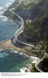 Sea Cliff Bridge, Coalcliff, NSW